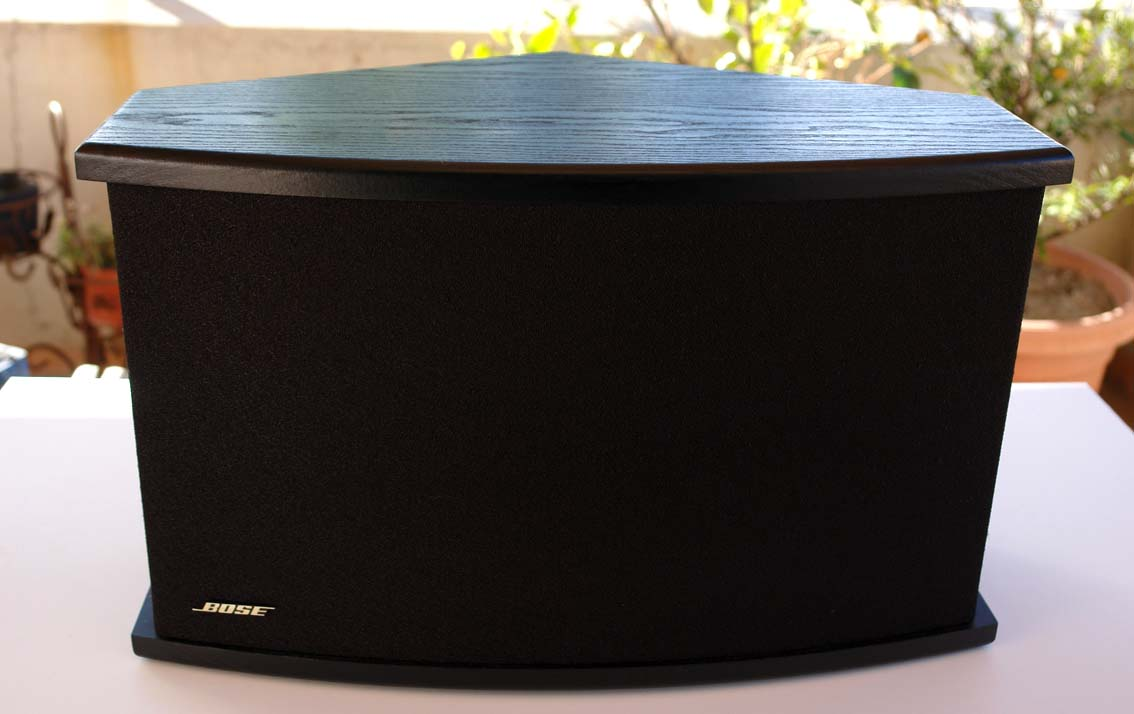 Casse acustiche surround bose 901 direct reflecting impianto audio professionale - Impianto bose casa ...